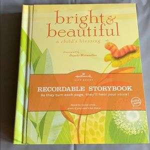 Bright & Beautiful Recordable Storybook